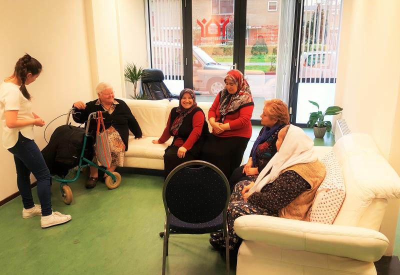 Multiculturele dagopvang Utrecht