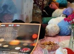 Breiproject 'Zuilen breit alles aan elkaar' start 7 juni 2017