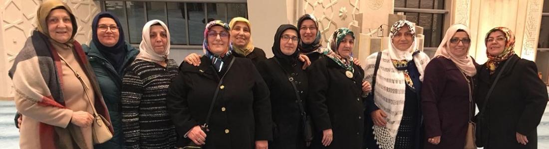 Dagje uit naar Keulse moskee en kerstmarkt