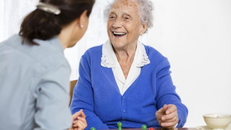 Dagopvang ouderen