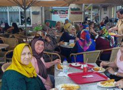 Op 9 mei een dagje Giethoorn voor de Turkse vrouwen
